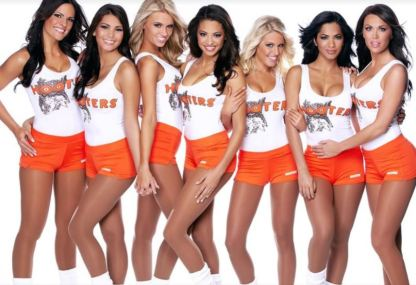 hooters girls ft laudr